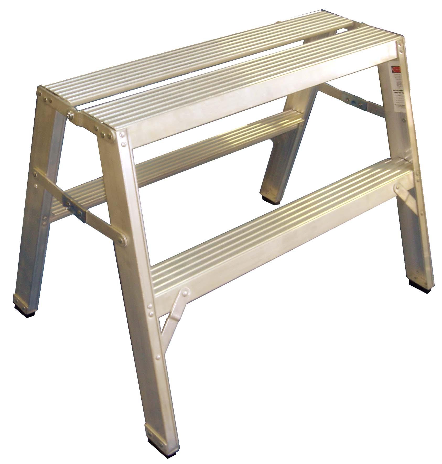 2' aluminium trigger bench