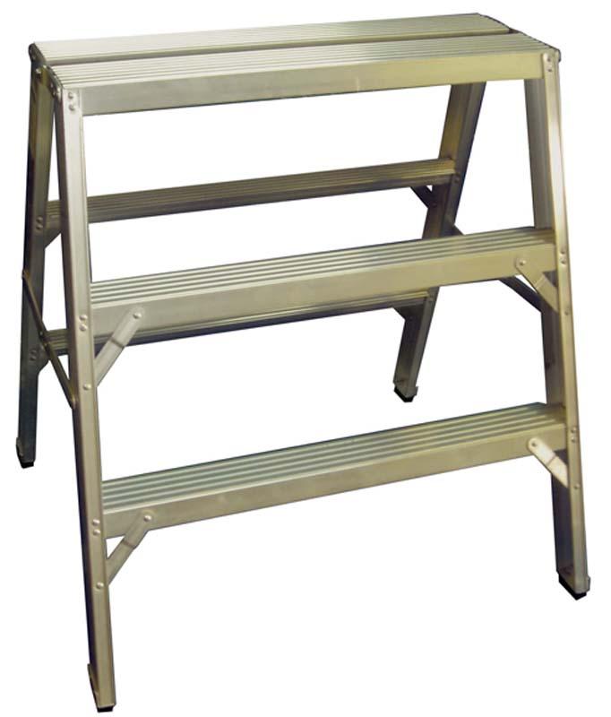 3' aluminium trigger bench