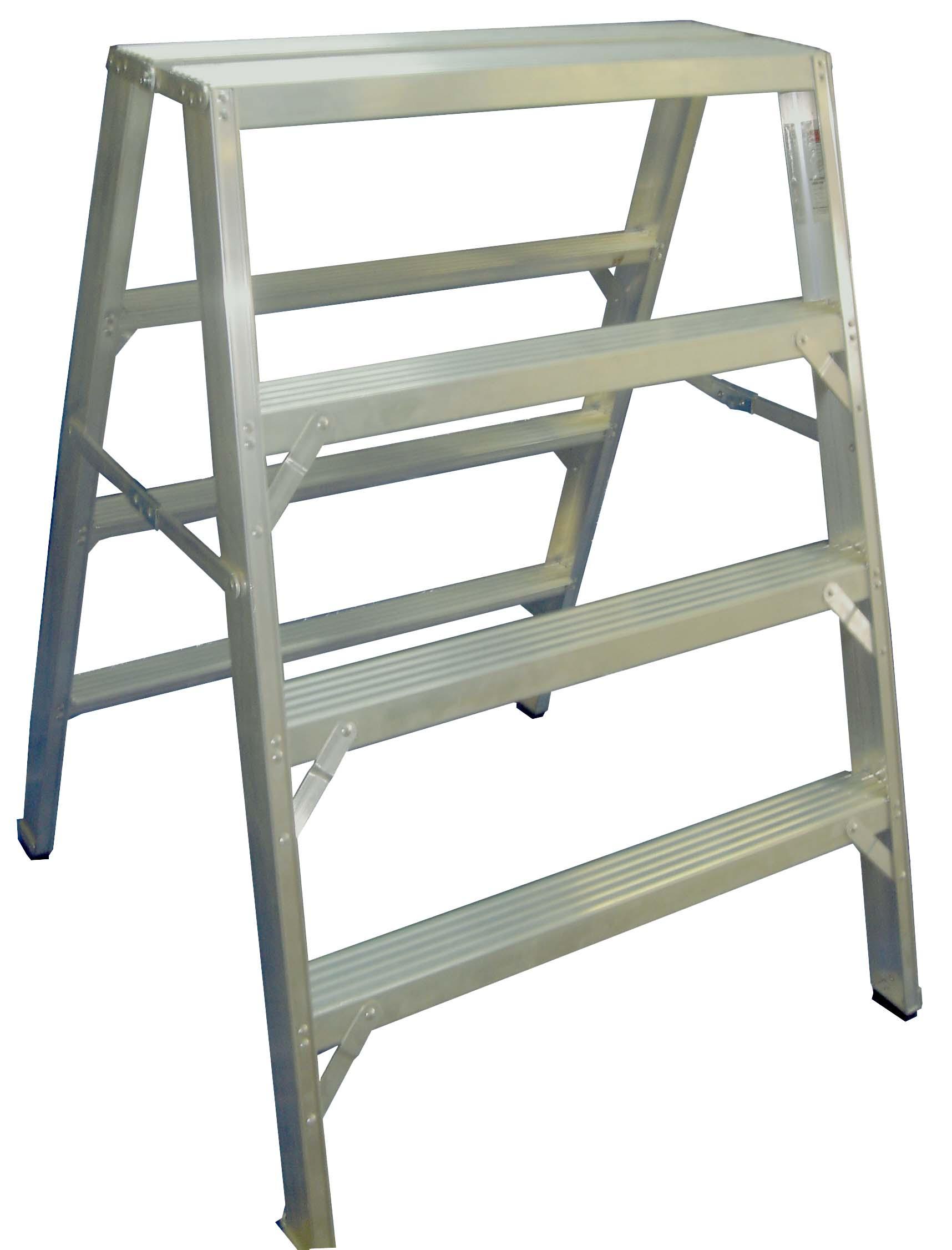 4' aluminium trigger bench