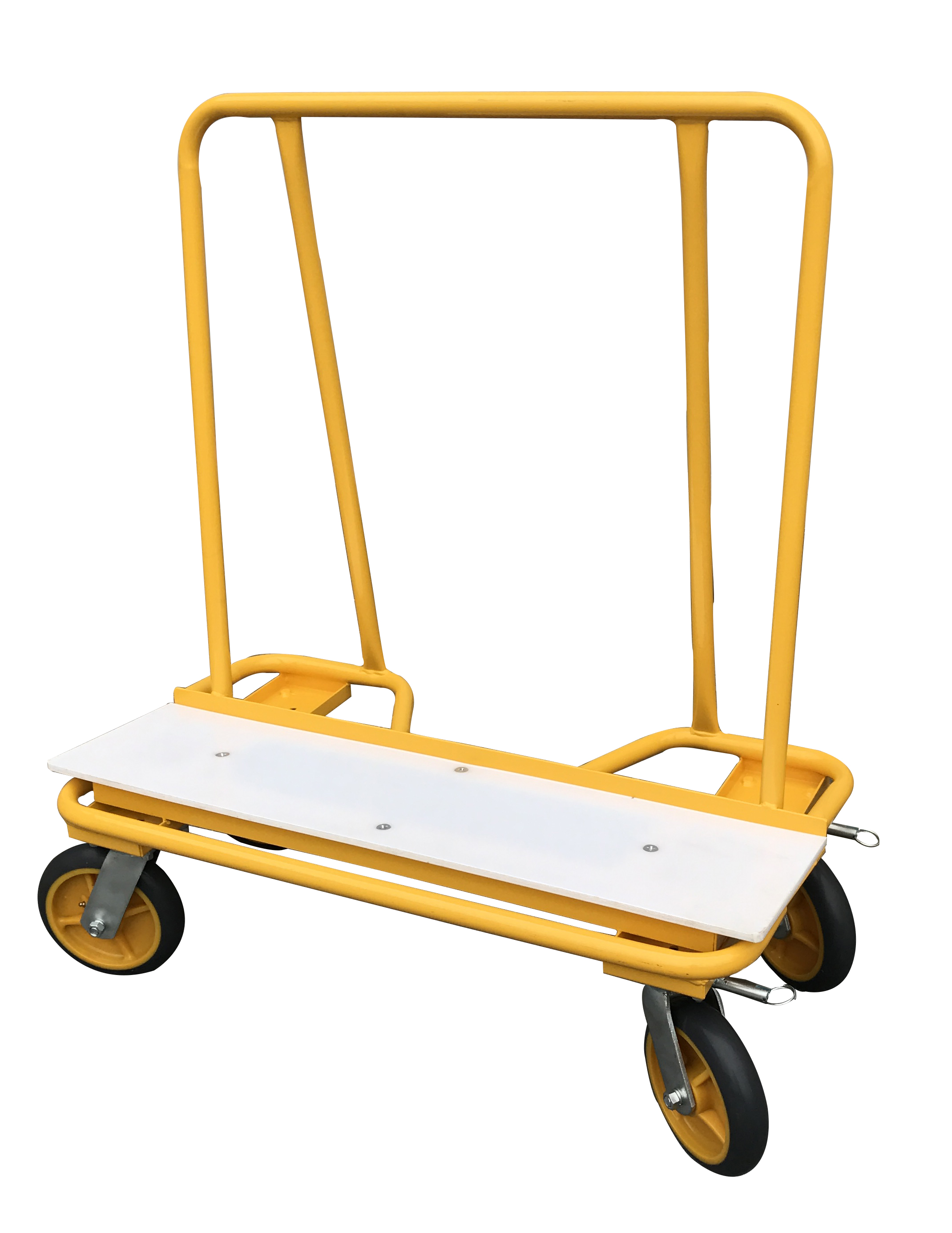 Residential  Cart with nylon skid plate